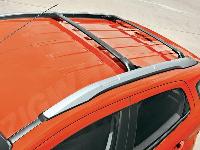Image Result For Ford Ecosport Roof Rails