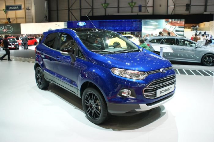 New Ecosport Pictures Ford Ecosport Forum
