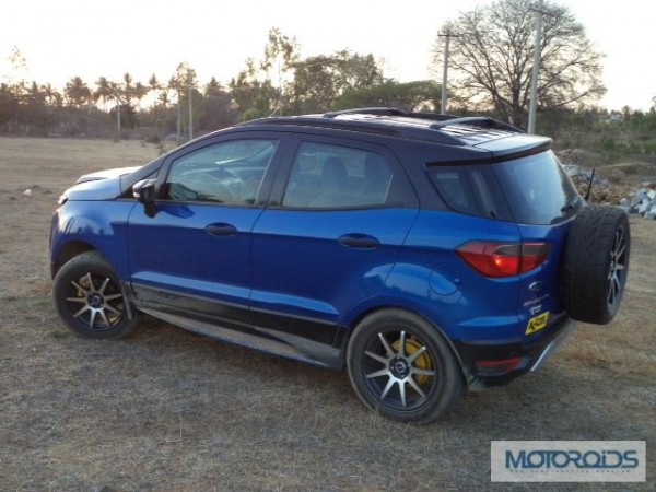 Check Out This Modified Ford Ecosport Ford Ecosport Forum