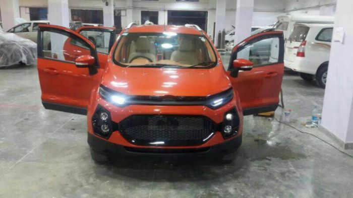 Modification Ford Ecosport Forum